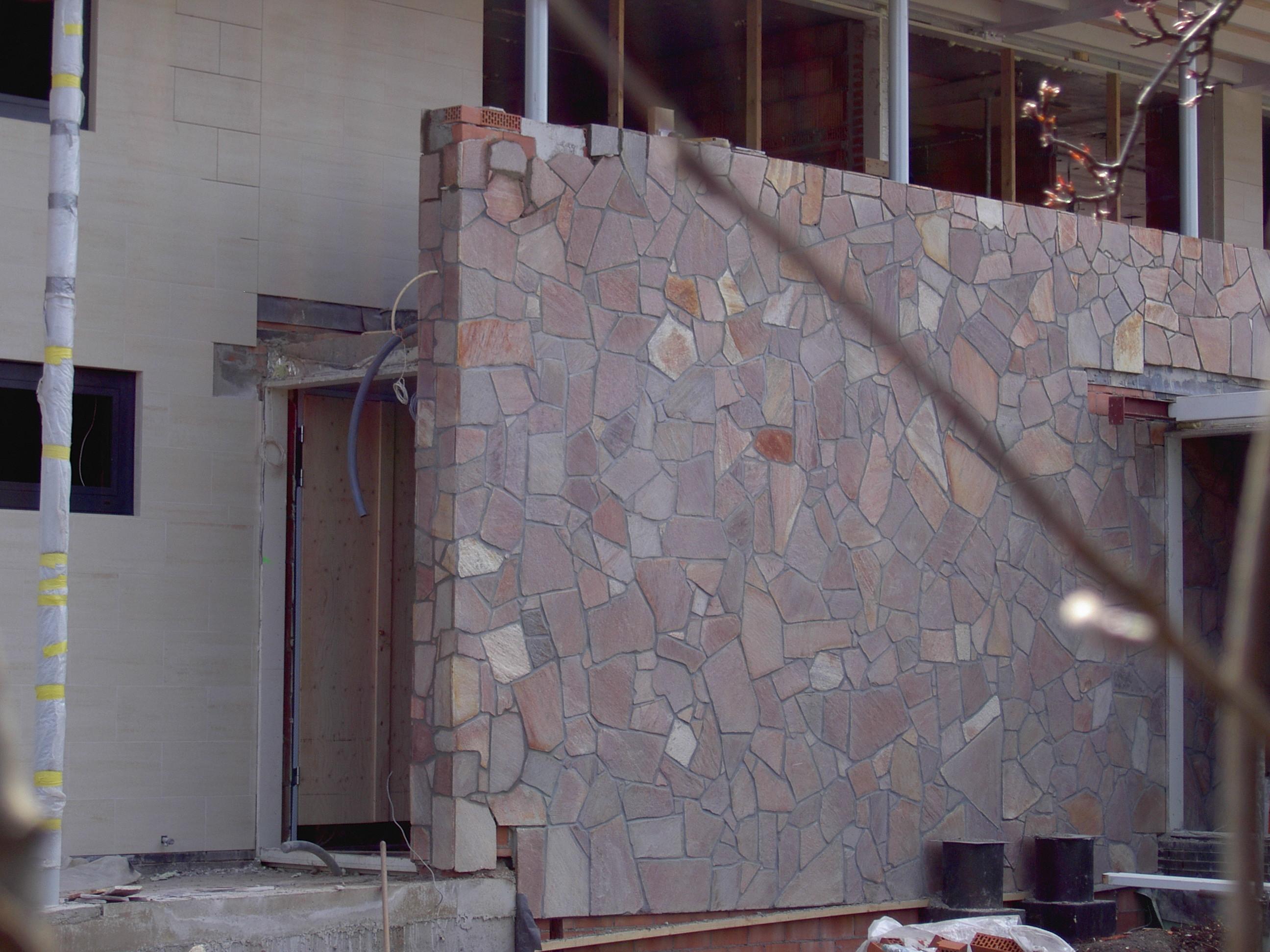 Groot Bestek Voor Aan Muur.Flagstone Wandbekleding Alles Over Flagstones Gevels Muren Wanden
