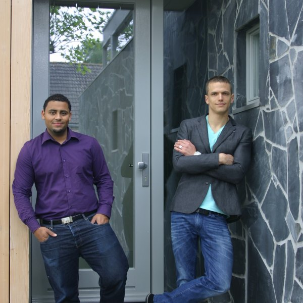 Ontwerpers Felisberto Lopes en Ralf Gielen