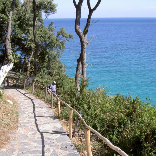 Flagstones Mediterrane uitstraling - buitenland.