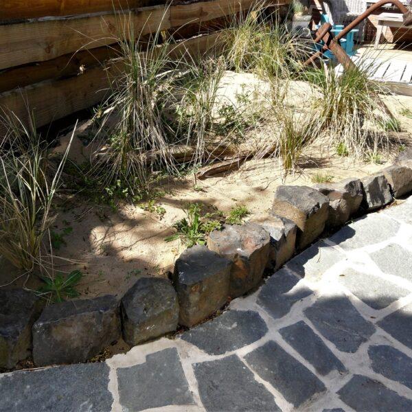 Flagstones duin tuin