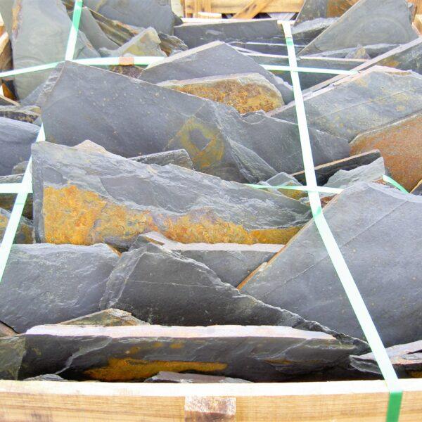 Flagstones Blue Mozambique.