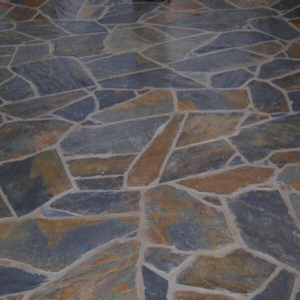 Blue Mozambique leistenen - Natuursteen afkomstig uit Afrika.