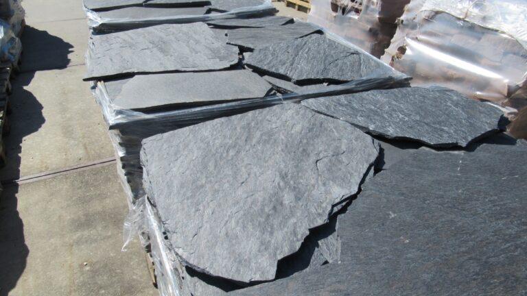 Flagstones Kleansis donker grijs.