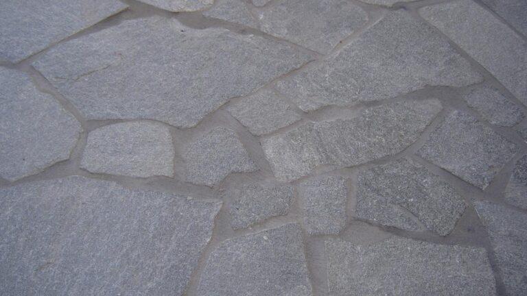 Kavala Flagstones gevoegd met ARDEX GK grijs