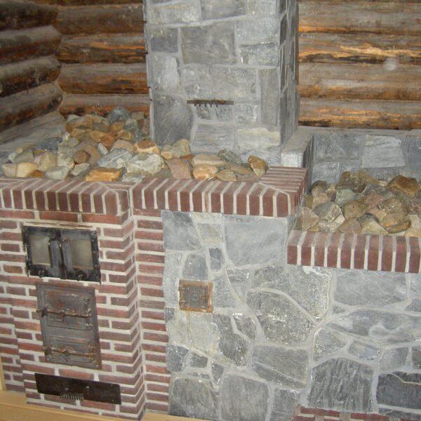 Flagstones Sauna Swoll - Kleansis Plakes.