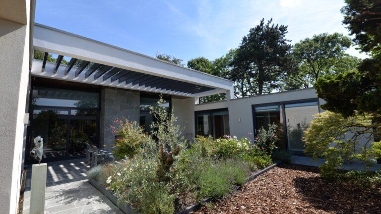 Kavala - grijze - Flagstones voor wanden, muren, vloeren en terrassen.