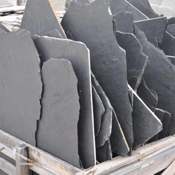 Zwarte Flagstones