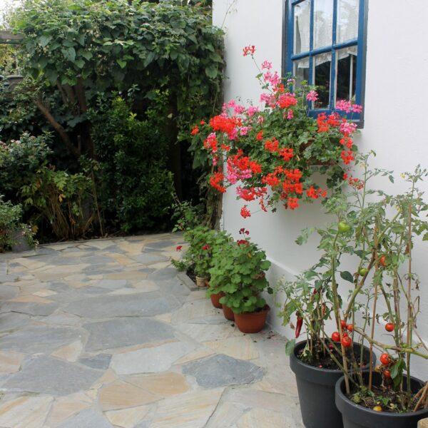 Flagstones sfeer Griekenland -