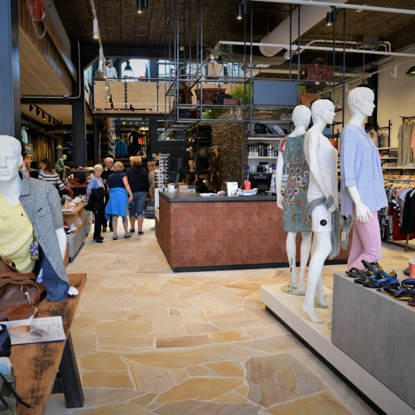 Flagstones lifestyle store Mantje