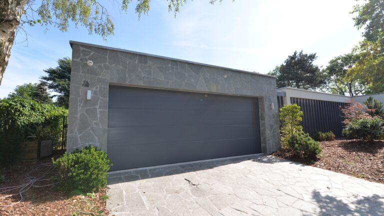 Kwartsiet - grijze - Flagstones voor wanden, muren, vloeren en terrassen.