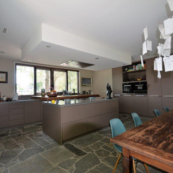 Kavala Flagstones in de keuken.
