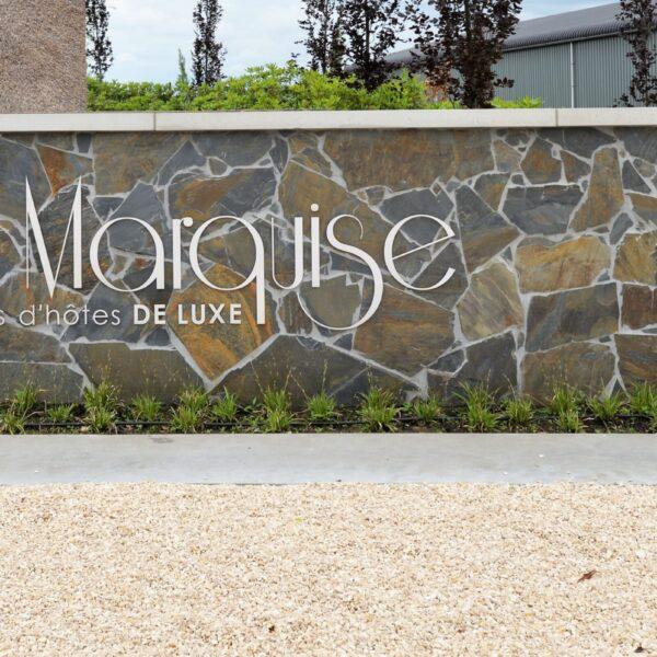 Tuinmuur La Marquise - Flagstones.