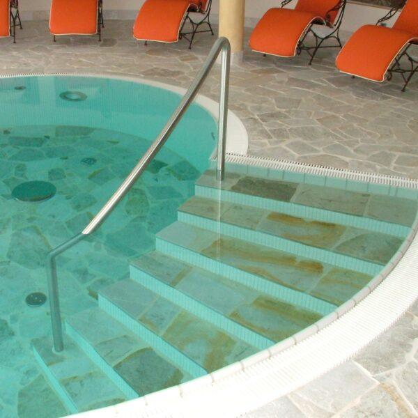 Kwartsiet Flagstone zeer geschikt voor Zwembaden.