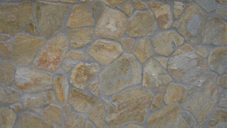 Flagstones Yellow Plakes 1-3 cm.