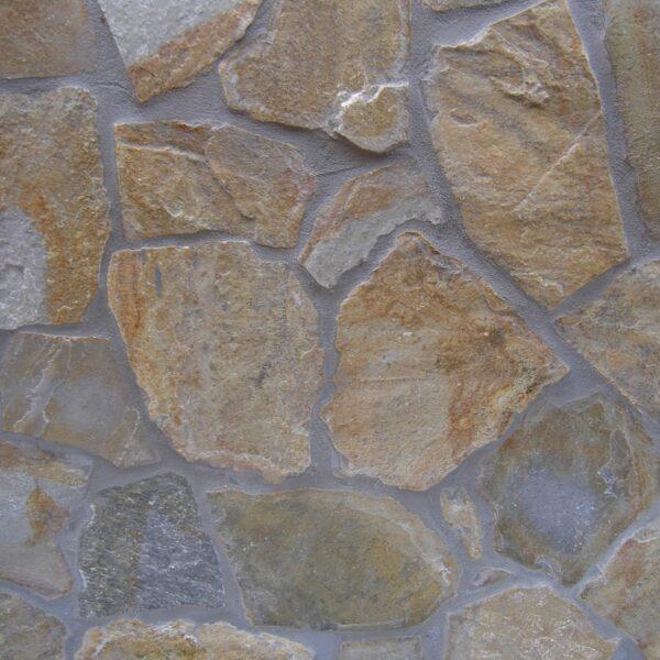 Flagstones voor de wand en vloer