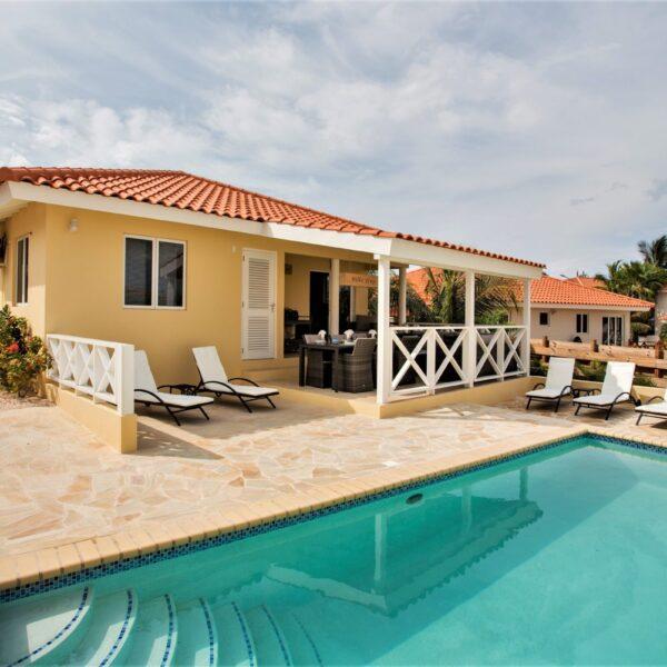 Zwembad Flagstones - Curacao.