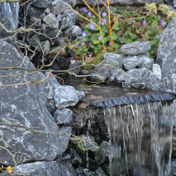 Flagstones waterval