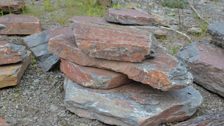 Natuurstenen grote scherven - The Flagstone Company