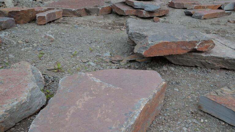 Brokken Natuurstenen direct vanuit de groeve