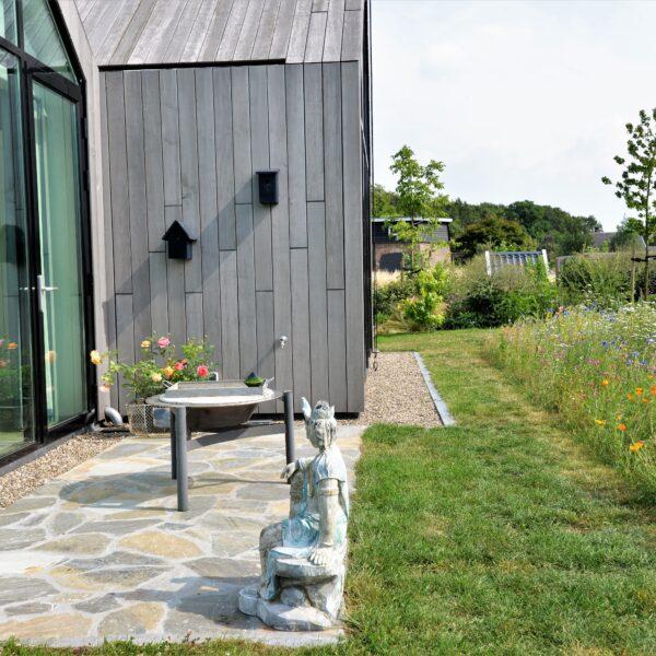 Flagstone vloeren en terrassen voor buiten