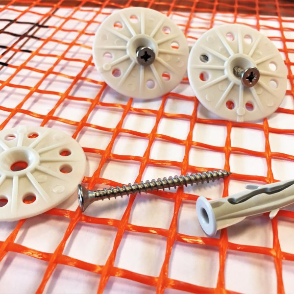 Tassello Plug - Schroeg, Plug en Schoteltje