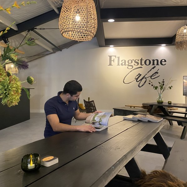 Het Flagstone Café