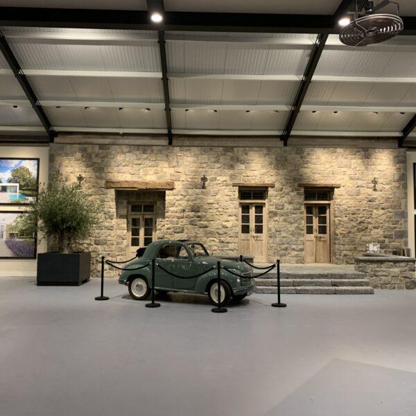 Vernieuwde showroom in Vaassen