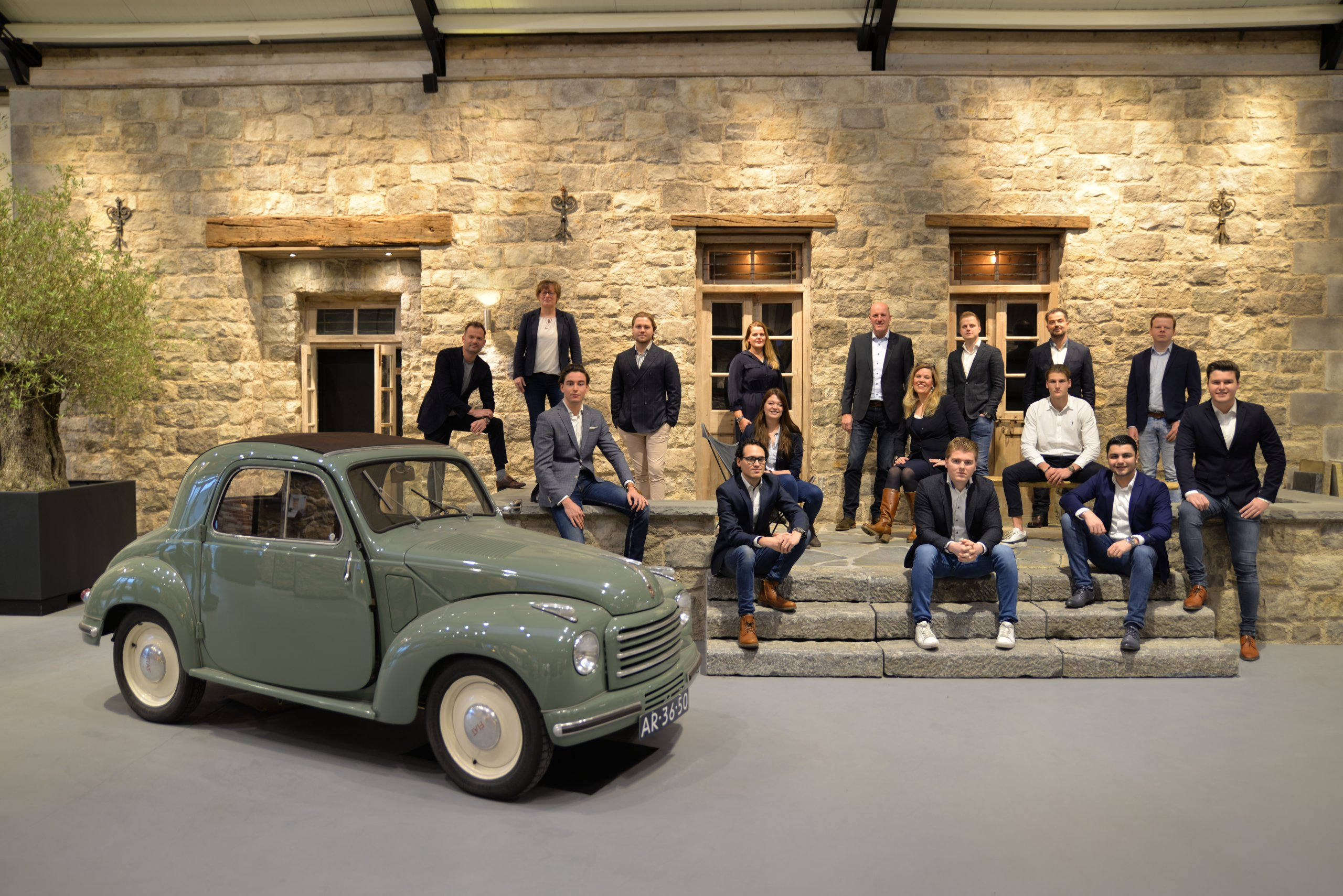 The Flagstone Company   Teamfoto
